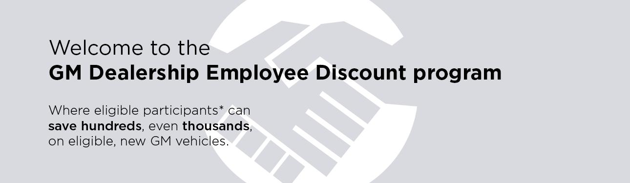 New Car Discounts | Dealership Employee Discount